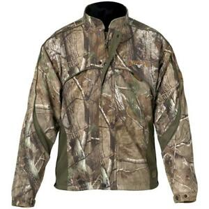 Scentlok Buckskin Series Camo Hunting Jacket Realtree Break Up Men XL Waterproof