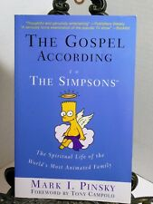 Gospel According To The Simpsons Spiritual Life Homer Bart Lisa Marg Christian