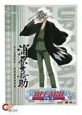 Bleach Urahara Kisuke Wall Scroll GE9715 Japan Anime Silk Fabric Poster