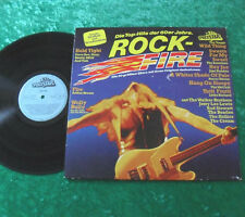"LP Rock Fire (sampler con Beatles Song ""Ain 't She Sweet"")"