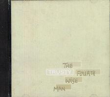 CD album: Trusty: the fourth wise man. dischord. indie rock