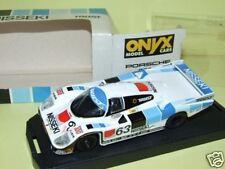 PORSCHE 962 C NISSEKI Le Mans 1990 ONYX  1/43