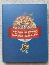 JACK DAVIS DRAWING AMERICAN POP CULTURE COMICS, TV GUIDE, TIME, MOVIE POSTERS