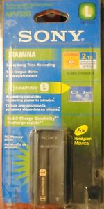 NEW Genuine SONY NP-FM55H BATTERY PACK for many cameras