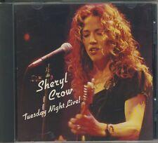 Sheryl Crow- Tuesday Night Live! Oct 25th 94