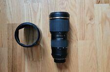TAMRON 70-200mm f/2.8 Di LD (IF) Macro AF Lens (Model A001)