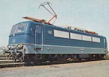 Cartolina circa 10X15CM E- locomotiva treno veloce Baureihe E410 (1189)
