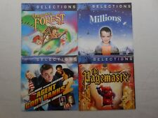 New 4 DVD Set of Children's Movies (20th Century Fox/MGM Selections)