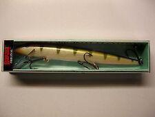 Rapala Original Floating F-18 Fishing Lure Yellow Perch!