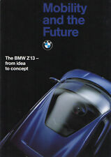BMW Z13 Concept Brochure - 1993 - Near Mint