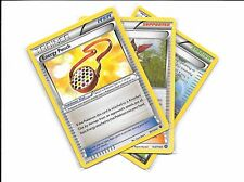 Lot of 3 Random Pokémon TCG Trainer Cards (Stadium/Supporter/Item)