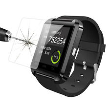 Clear LCD Screen Protector Protective Film For U8 Bluetooth Smart Watch Phone