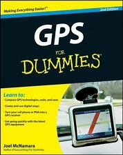 GPS For Dummies, Joel McNamara, Good Condition, Book
