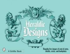 Heraldic Designs: Royalty-free Images of Coats-of-arms, Shields, Crests, Seals,