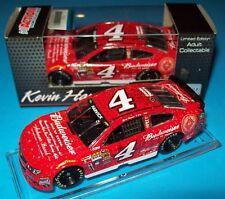 Kevin Harvick 2014 Budweiser Aluminum Bottle #4 Bud Chevy SS 1/64 NASCAR Diecast