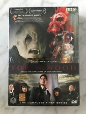 Torchwood - The Complete First Series DVD Region Free Thai Version FREE POSTAGE