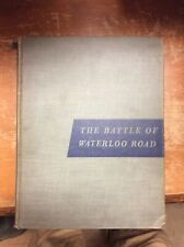 First Edition The Battle Of Waterloo Road Robert Capa 1941 Photography