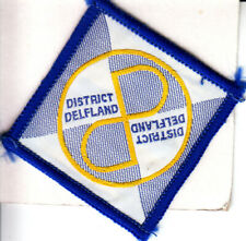 Boy Scout/Girl Guide Badge Ext DISTRICT DELFLAND NETHERLANDS