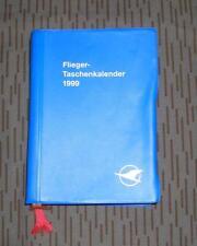 Flieger-Taschenkalender 1999