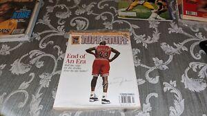 1999 Michael Jordan Chicago Bulls Tuff Stuff Magazine Sealed