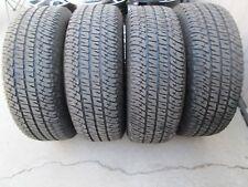 275 65 18 Michelin LTX A/T2 SET 4 TIRES NEW TAKE OFFS