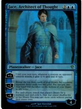 MTG 1x JACE, ARCHITECT OF THOUGHT - Jace vs Vraska *Myth FOIL NM*