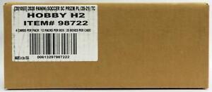 2020/21 PANINI PRIZM SOCCER HOBBY HYBRID 20-BOX CASE
