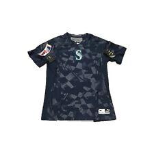 NWT New Seattle Mariners Nike Men's Pro Hypercool Logo Shirt XL