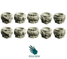 SPELLCROW SPACE Templars Knights Torsos with Tabards BITS 28mm COMPATIBLE PDT