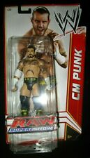 WWE CM PUNK WRESTLING FIGURE SERIES 18 #34
