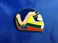 Indy Indianapolis 500 Formula 1 F1 JACQUES VILLENEUVE Rothmanns Helmet Pin NEW!