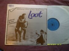 KEITH MANSFIELD LOOT SOUNDTRACK LP feat STEVE ELLIS (LOVE AFFAIR)