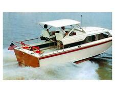 1968 Chris Craft Cavalier 30 Futura Power Boat Factory Photo uc8866
