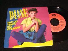 "DIANE TELL<>PAR LES TEMPS QUI VIENNENT<>45 Rpm,7"" Vinyl ~Canada Pressing°2065497"