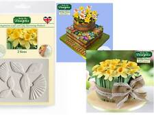 Katy Sue Daffodils Silicone Sugarcraft Mould NEXT DAY DESPATCH