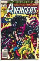 Avengers 175 Marvel 1978 VF Iron Man Hawkeye Thor Captain America Vision