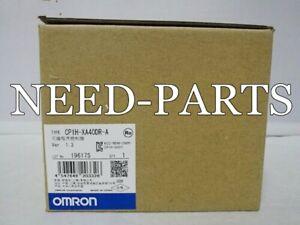 New In Box OMRON CP1H-XA40DR-A PLC Module