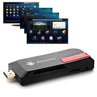 Quad Core Android 4.4 Smart TV BOX Mini PC TV Dongle Stick 2GB/8GB XBMC WiFi EU