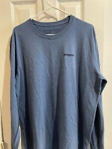 Patagonia Shirt Men's XL long sleeve