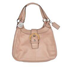 NEU Coach Handtasche Purse Schultertasche Pink Leder Leather SOHO HOBO Bag COOL