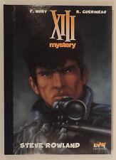 XIII Mystery 5 Steve Rowland Guerineau Nury Luxe Khani 2012