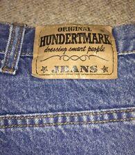 Hundertmark Jeans Blau Vintage