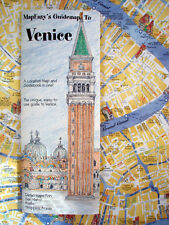 NEW 2007~VENICE MAPGUIDE, MapEasy~Details-San Marco, Rialto, Shopping-Waterproof