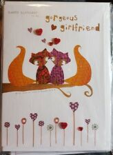 Happy Birthday Greetings Cards To My Gorgeous Girlfriend