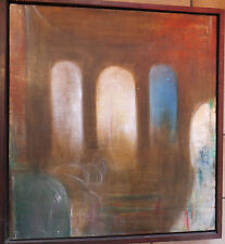 Donald Mclaughlin Petworth Oil on Canvas Huile sur toile 1987 american artist