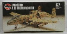 Airfix Fairchild A-10 Thunderbolt 2 Fighter Plane-1/72 Scale Series 6 Model