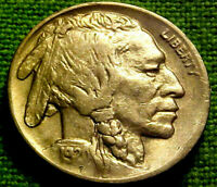1920 Buffalo Nickel Five Cent 5c ~ EARLY DATE 100 YEAR OLD COIN ~ NICE HORN 20TA