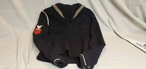 WWII US Navy Training Station Uniform, Apprentice Chief Petty Officer, AS, 1942
