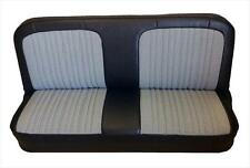 Chevy Pickup Houndstooth Seat Upholstery for Front Bench 1967-1972