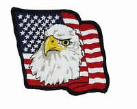 Bald Eagle American Flag Patch | Halloween Costume | US Seller -  FREE Shipping